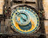 Repubblica ceca di praga orologio astronomico — Foto Stock