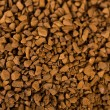 Instant Coffee background - Stock Photo