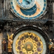 Astronomical Clock Prague Czech Republic — Stock Photo #22851788