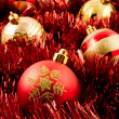 Christmas-tree decorations — Stockfoto #22852110