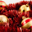Christmas-tree decorations — Foto de stock #22852124