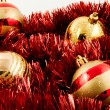 Christmas-tree decorations — Stock Photo #22852124