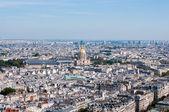 Les invalides - luchtfoto van parijs. — Stockfoto
