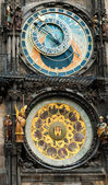 Astronomical Clock Prague Czech Republic — Stock Photo