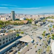 Royalty-Free Stock Photo: Panorama view of Barcelona