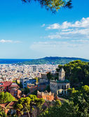 Cityscape of Barcelona. Spain. — Stock Photo