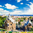 Park Guell in Barcelona, Spain. — Stock Photo #34306395