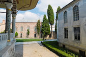 Topkapi Palace in Istanbul, Turkey — Stock Photo