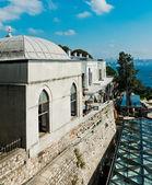 Topkapi Palace in Istanbul,Turkey — Stock Photo