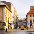 Street in historical center of Krakow — Stock Photo #37099275