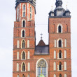 St. Mary's Church in Krakow — Stock Photo #37099315