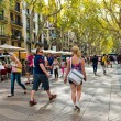 Stock Photo: LRamblin Barcelona, Spain.
