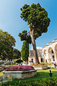 Topkapi Palace in Istanbul, Turkey — Stock Photo