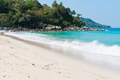 Beach in Phuket. Thailand  — Foto de Stock