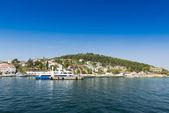 Prince islands in Marmara Sea,Turkey.  — Stock Photo