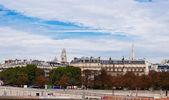 Paris in autumn  — Stock Photo