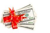 денежного подарка — Стоковое фото