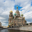 Church of Saviour on Spilled Blood — Stock Photo