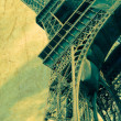 Famous Eiffel Tower in Paris, France. — Stock Photo #48730529