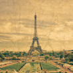 Paris, the beautiful Eiffel Tower. — Stock Photo #48730579