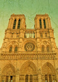 Notre Dame of Paris, France — Stock Photo