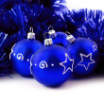 Blue balls — Stock Photo #9983618