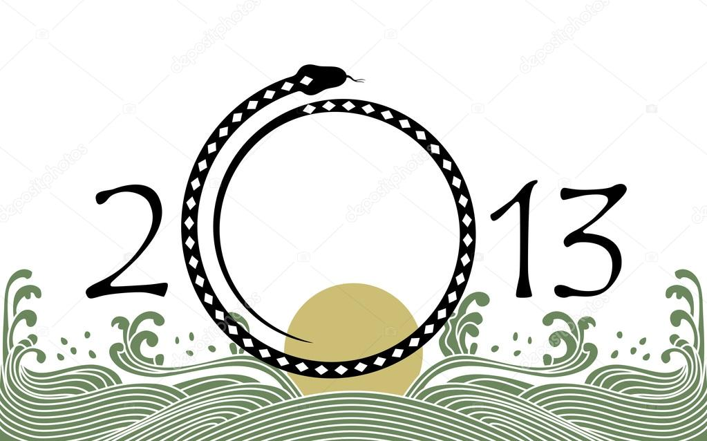 chinese new year 2013 image vectors | just b.CAUSE