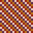Stock Photo: Retro seamless pattern.