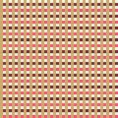 Retro seamless striped pattern. — Stock Vector