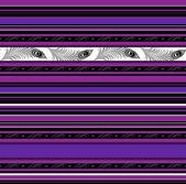Padrão sem emenda violeta. — Vetorial Stock