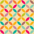 Vintage abstract seamless pattern — Stok Vektör