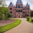 Keukenhof castle, Holland - Stock Photo