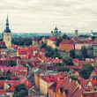 Stock Photo: Tallinn Old Town