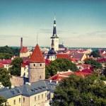 Tallinn Old Town — Stock Photo #23022414