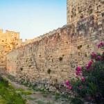 Knights Grand Master Palace, Rhodes, Greece — Stock Photo