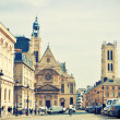 Church Saint Etienne du Mont — Stock Photo