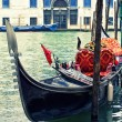 Gondola in Venice - Stock Photo