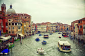 Grand canal, Venice, Italy — Foto Stock