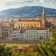 Beautiful Florence — ストック写真