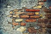 Grunge wall — Stock Photo