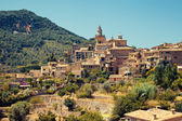 Valldemossa village — Stock Photo