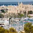 Palma de Mallorca port — Stock Photo #32083085