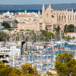 Palma de Mallorca port — Stock Photo