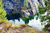 Mountain park Ruskeala — Stock Photo