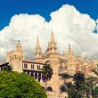 Cathedral La Seu of Palma de Mallorca — Stock Photo