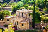 Valldemossa village, Mallorca — Stock Photo