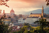 Brautiful Florenz — Stockfoto