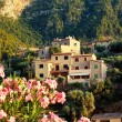 Mountain village Deia in Mallorca — Stock Photo