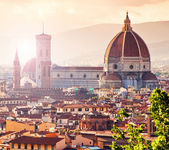 Beautiful cityscape of Florence — Stock Photo