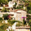 Deia village in Mallorca, Spain — Stock Photo